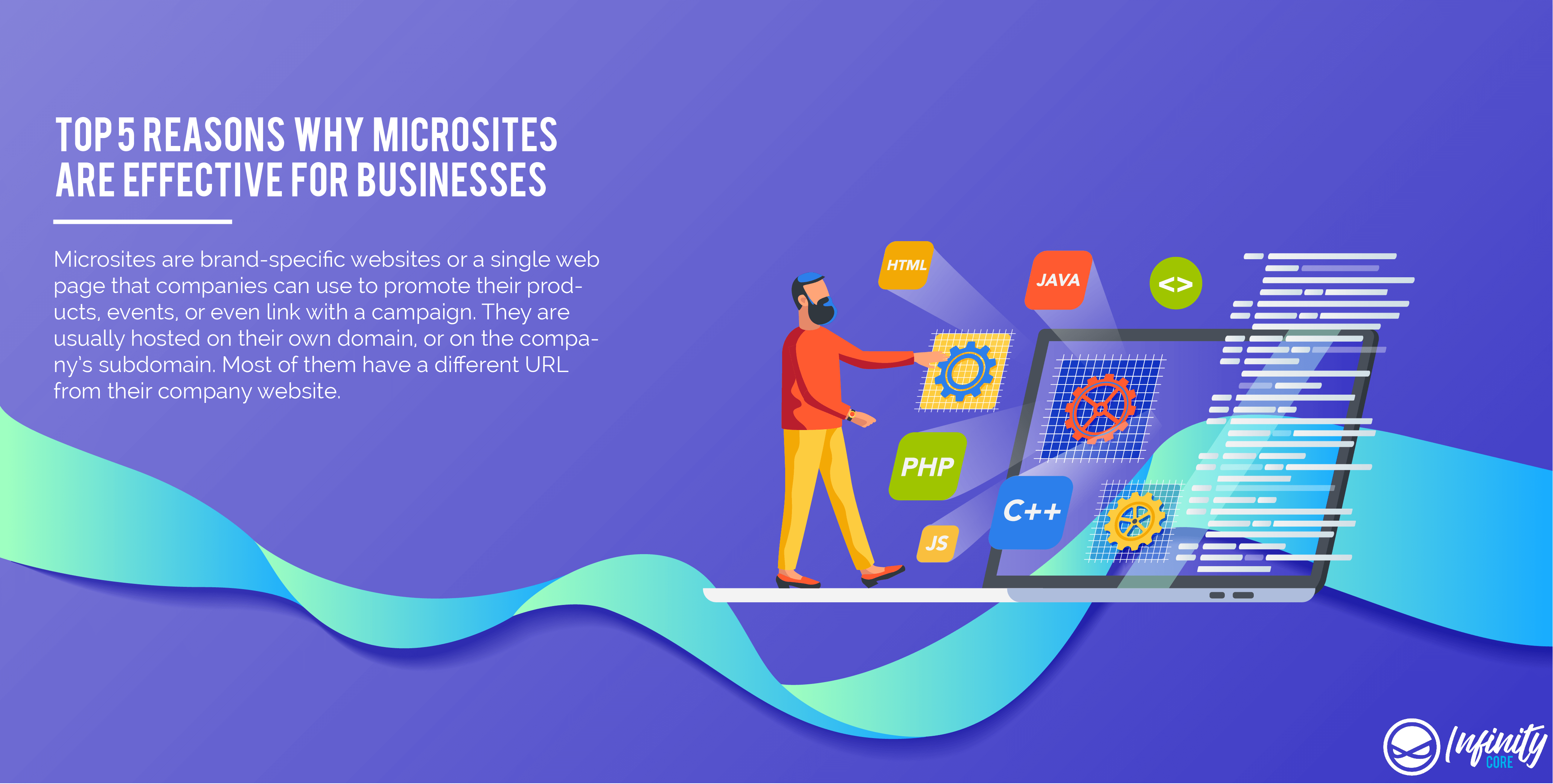 top 5 reasons why microsites are effective for businesses