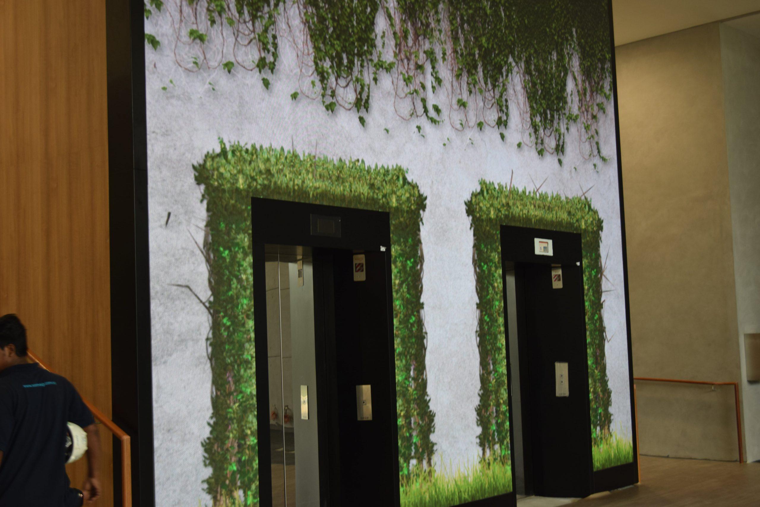 NUS Generative Art Installation