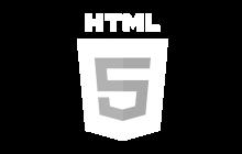 Logo For HTML 5 - Computer Application