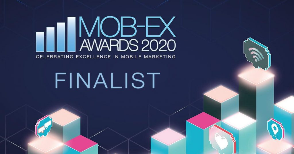 mob-ex awards 2020 finalist infinity core
